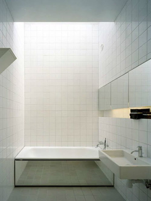 How To Lay Tiles In Bathroom