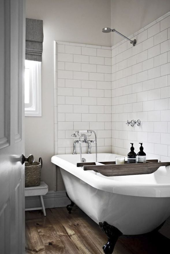 34 bathrooms with white subway tile ideas and pictures 2019