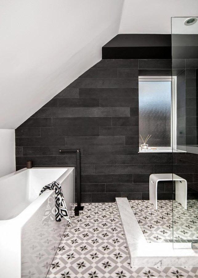 black_and_grey_bathroom_tiles_1