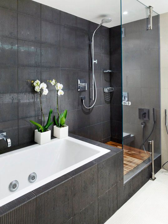 bathroom ideas gray 30 black and grey bathroom tiles ideas and pictures 10421