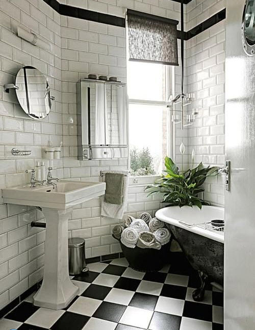 black_and_white_checkered_bathroom_tile_2