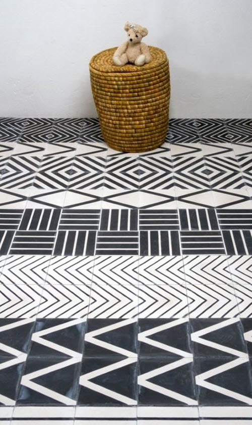 black_and_white_mosaic_bathroom_floor_tile_3