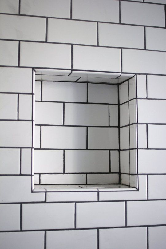 36 Black And White Shower Tile Ideas And Pictures 2019