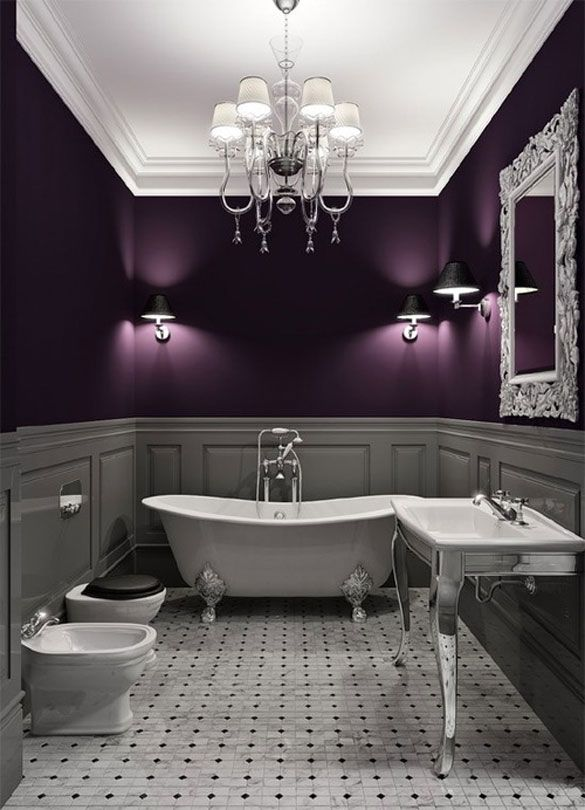 25 Black And White Victorian Bathroom Tiles Ideas And