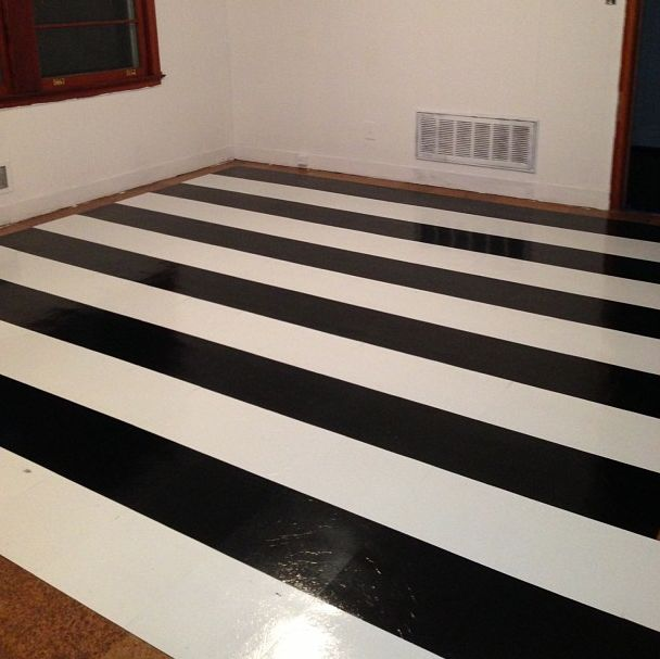 36 Black And White Vinyl Bathroom Floor Tiles Ideas
