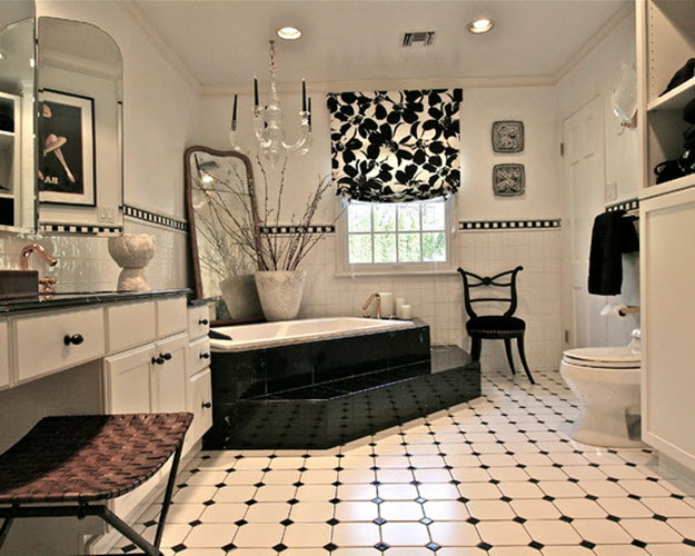 black_and_white_vinyl_bathroom_floor_tiles_7