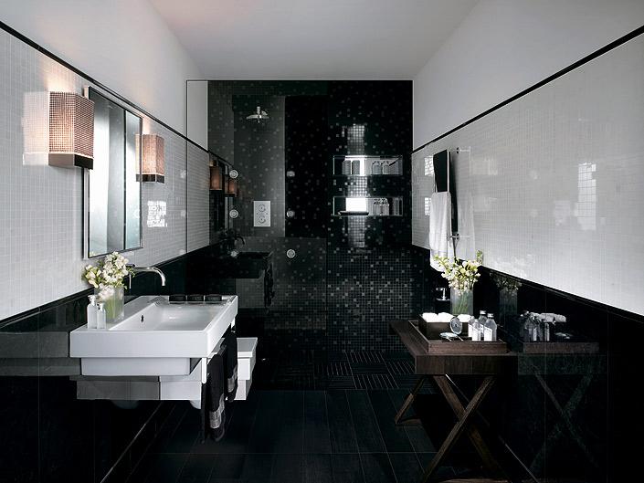 black_bathroom_tiles_with_glitter_1