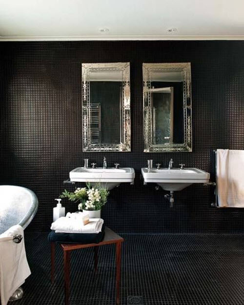 black_bathroom_tiles_with_glitter_23