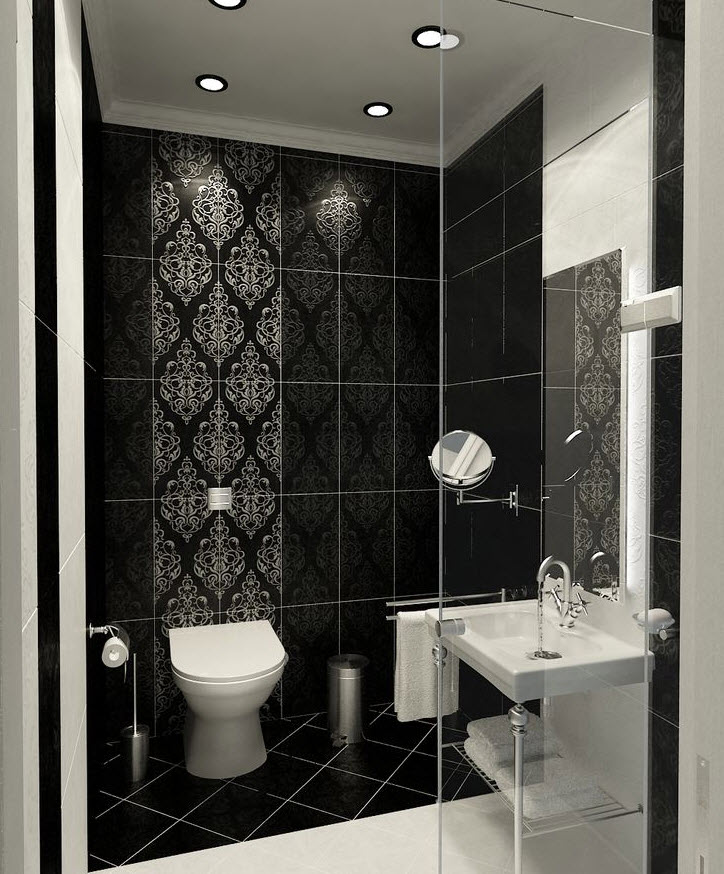 black_damask_bathroom_tiles_12