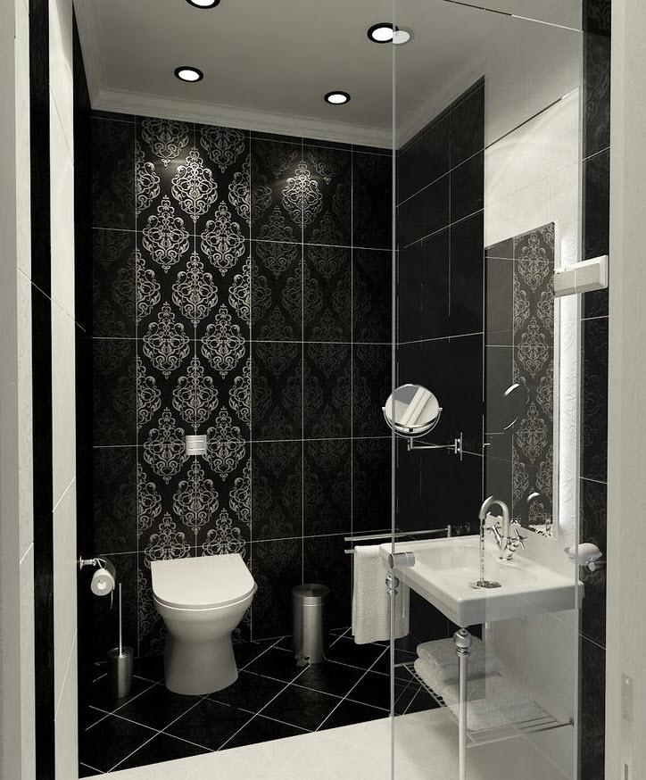black_damask_bathroom_tiles_12