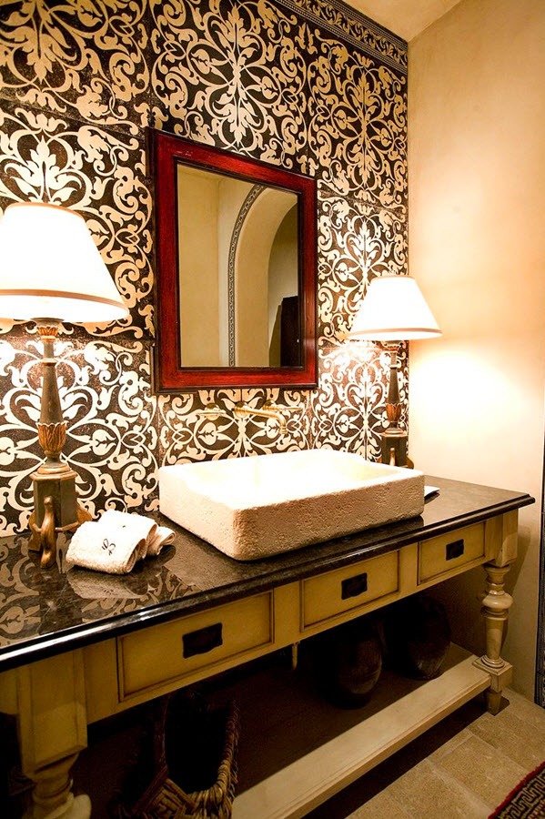 black_damask_bathroom_tiles_27