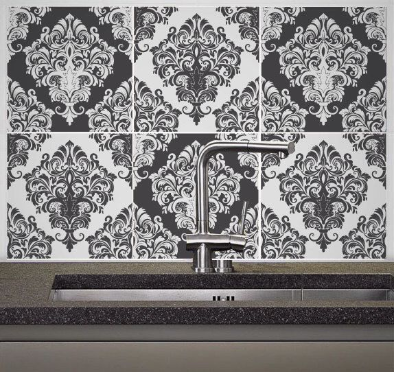 black_damask_bathroom_tiles_3