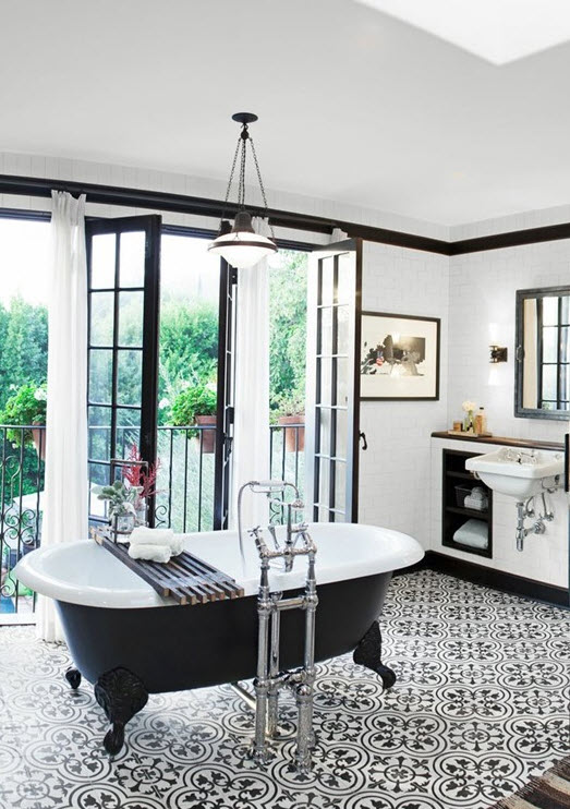 black_damask_bathroom_tiles_33