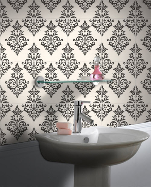 black_damask_bathroom_tiles_35