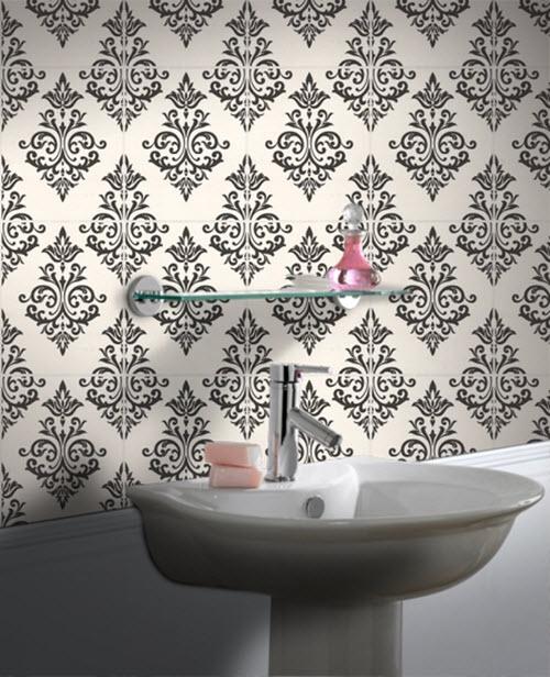 black_damask_bathroom_tiles_35