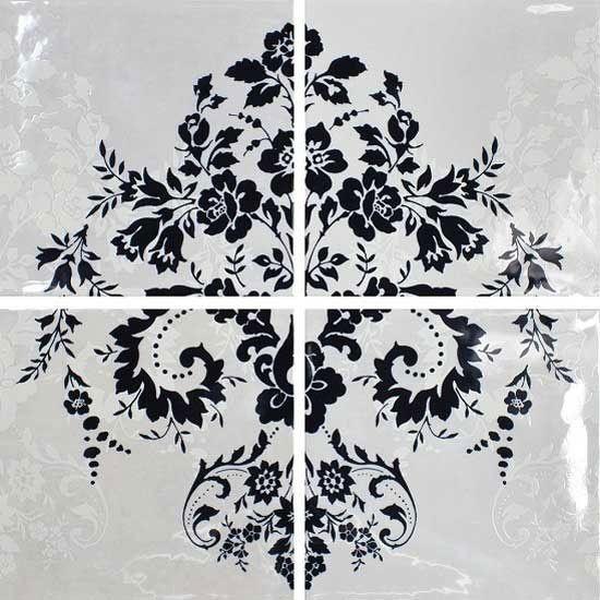 black_damask_bathroom_tiles_8