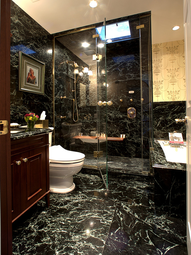 Black Marble Tile Bathroom. black_marble_bathroom_tiles _32