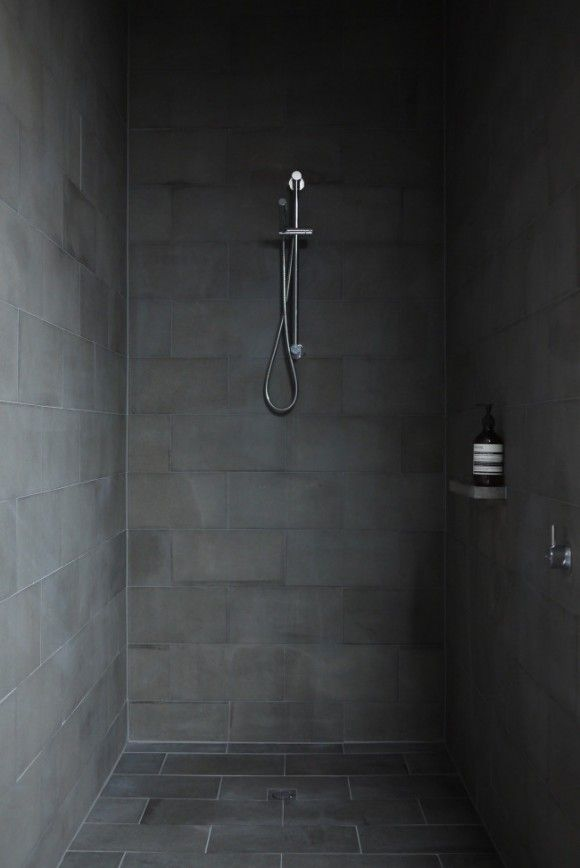 grey slate tile bathroom 35 black slate bathroom wall tiles ideas and pictures 18610