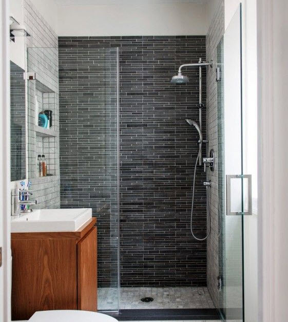 Book Of Black Slate Bathroom Tiles In Australia By Benjamin