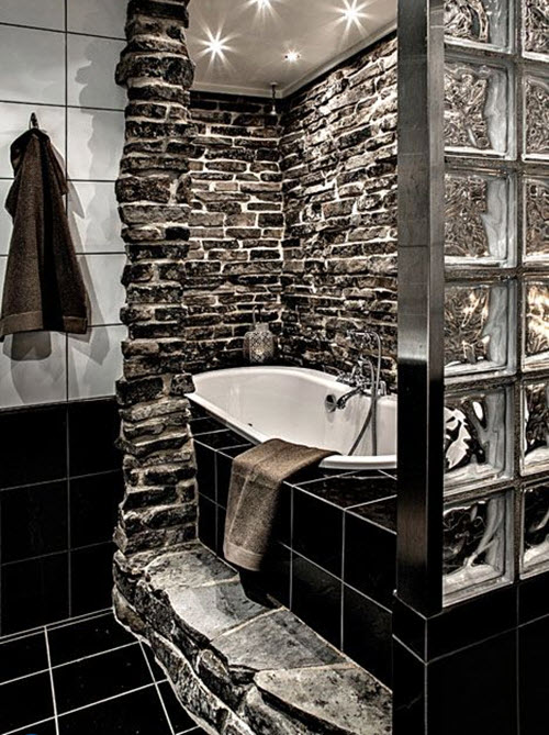 black_sparkle_bathroom_floor_tiles_13