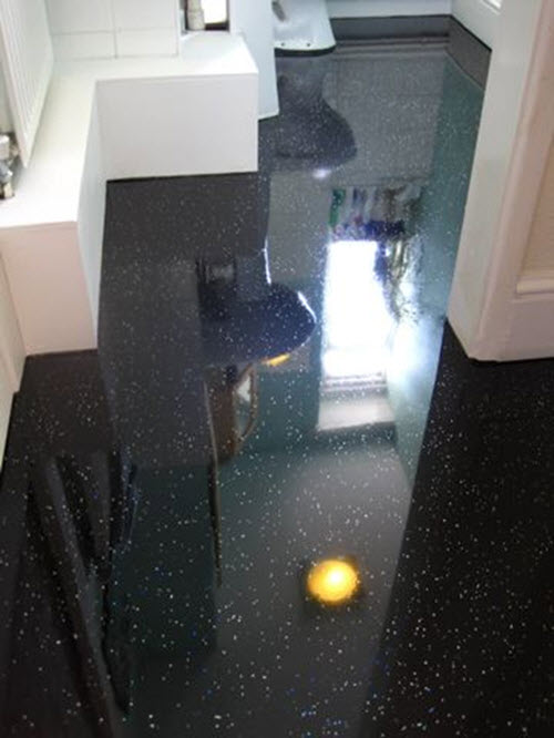 23 Black Sparkle Bathroom Floor Tiles Ideas And Pictures 2019