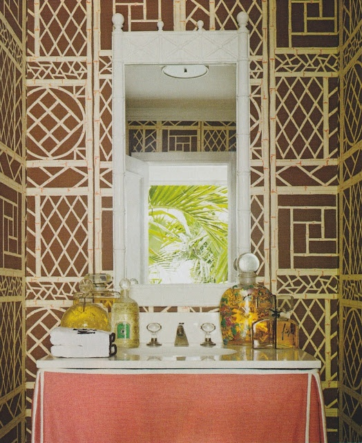 Awesome 40 Brown Mosaic Bathroom Tiles Ideas And Pictures