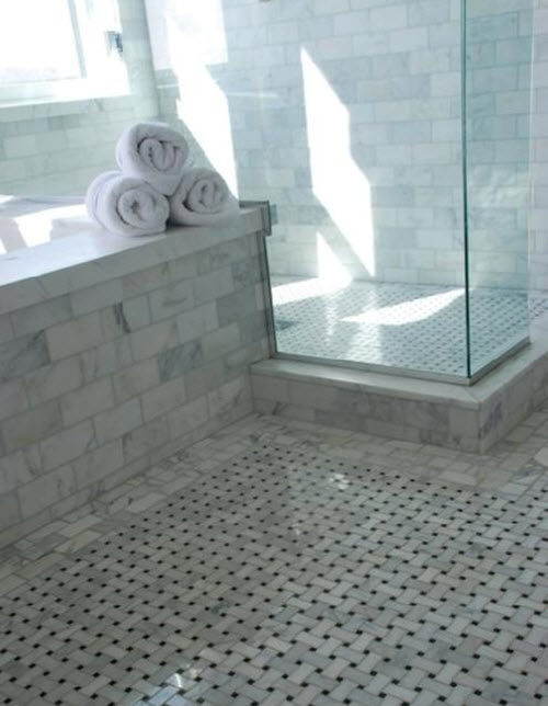 Creative Gray Tile Floors Grey Floor Tiles Tile Bathroom Floors Bathroom Marble