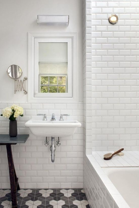 38 plain white bathroom tiles ideas and pictures 2020