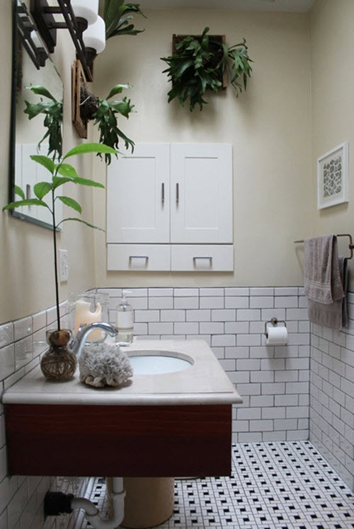 Lastest 38 Plain White Bathroom Tiles Ideas And Pictures