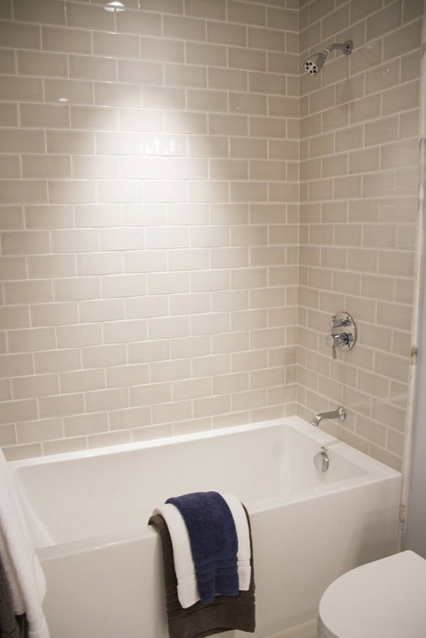 Bathroom Ideas White Tiles