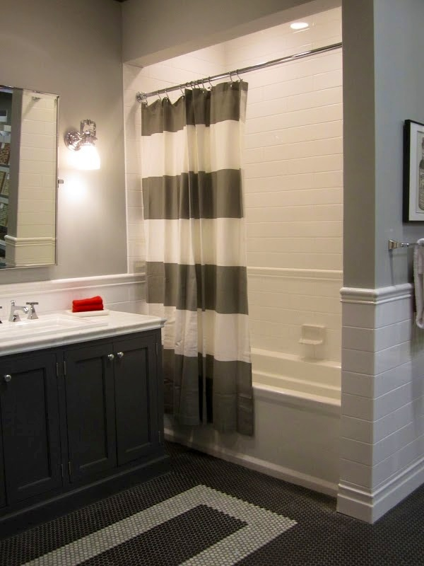 Simple 38 Plain White Bathroom Tiles Ideas And Pictures
