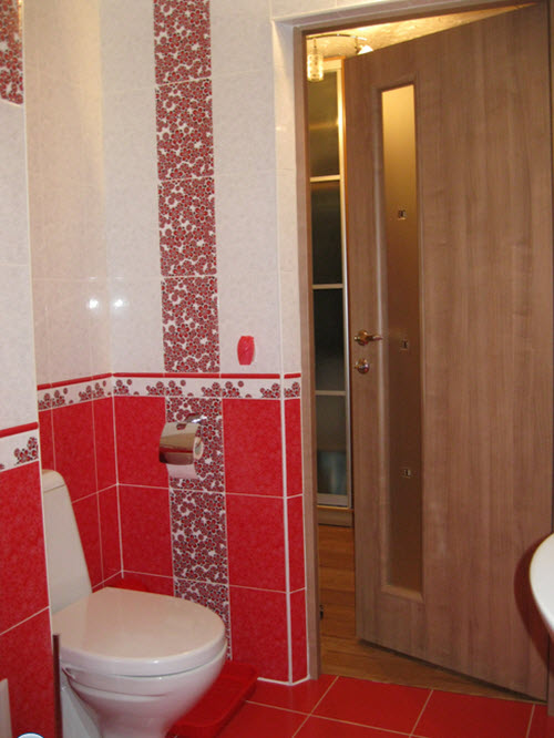 red bathroom floor tiles 31 bathroom floor tiles ideas and pictures 20128