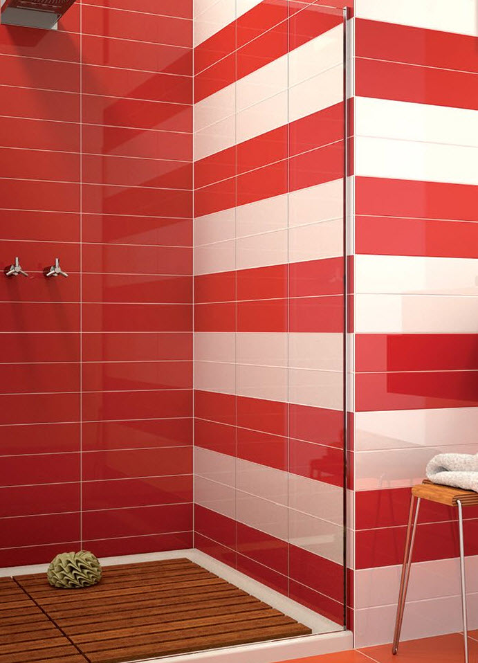 red bathroom tiles 39 bathroom tile ideas and pictures 14116