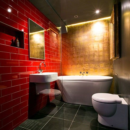 red bathroom floor tiles 39 bathroom tile ideas and pictures 20128