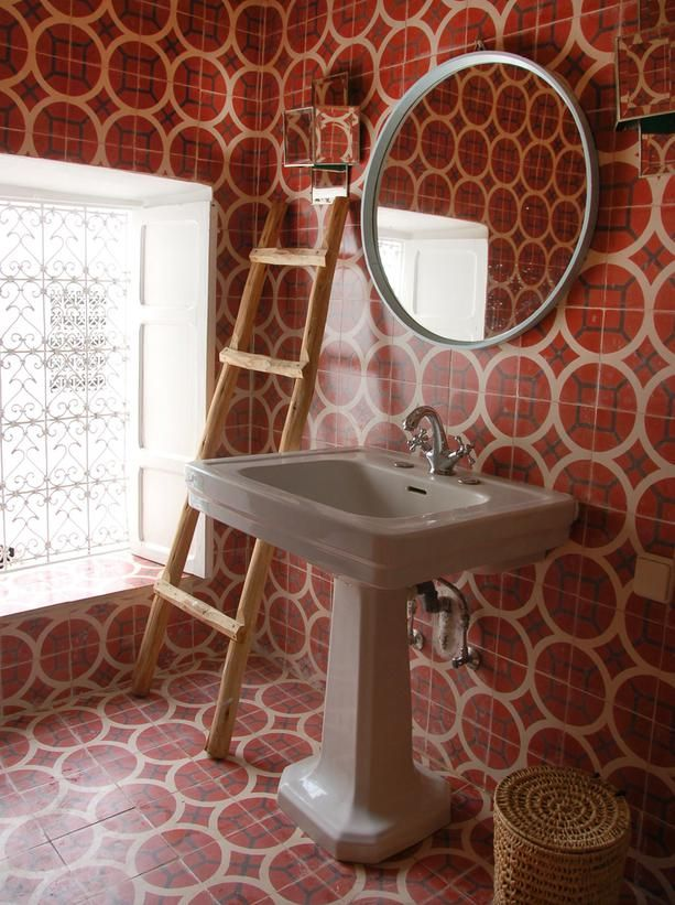 bathroom red tiles 39 bathroom tile ideas and pictures 11228