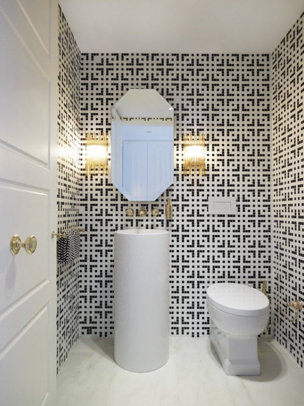 small_black_and_white_bathroom_tiles_14