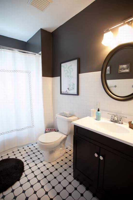 small_black_and_white_bathroom_tiles_38