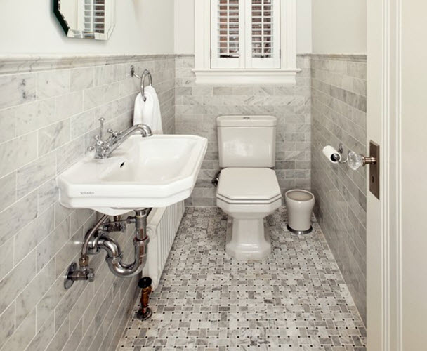 victorian black and white bathroom floor tiles 35 11846