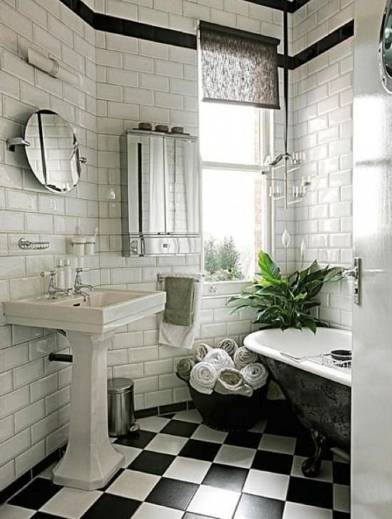 victorian black and white bathroom floor tiles 8 25144