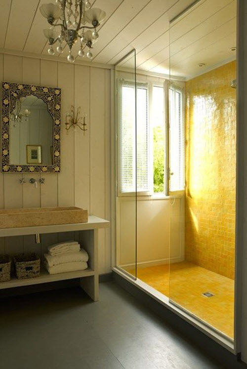 33 vintage yellow bathroom tile ideas and pictures 25 best ideas about yellow tile on pinterest yellow