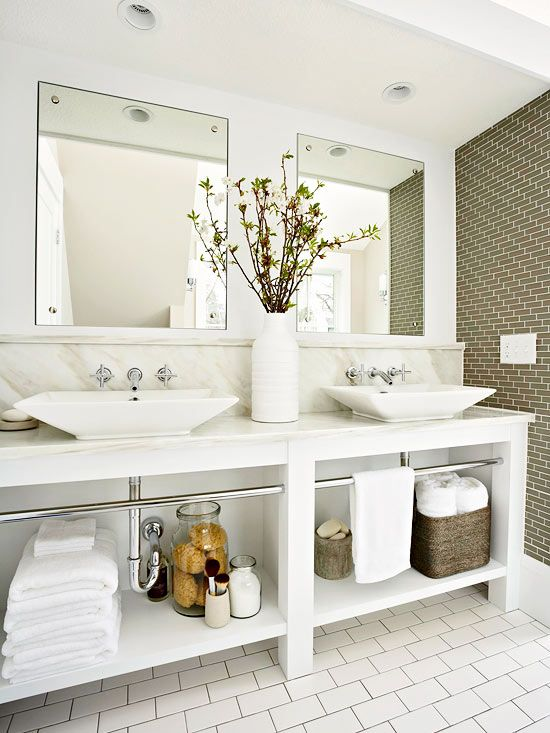 32 white bathroom floor tile ideas and pictures