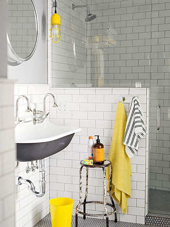white_bathroom_tile_with_grey_grout_15
