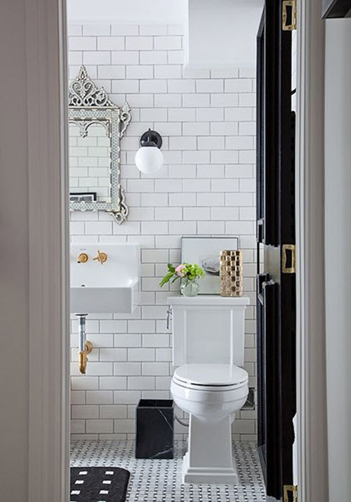 white_bathroom_tile_with_grey_grout_37