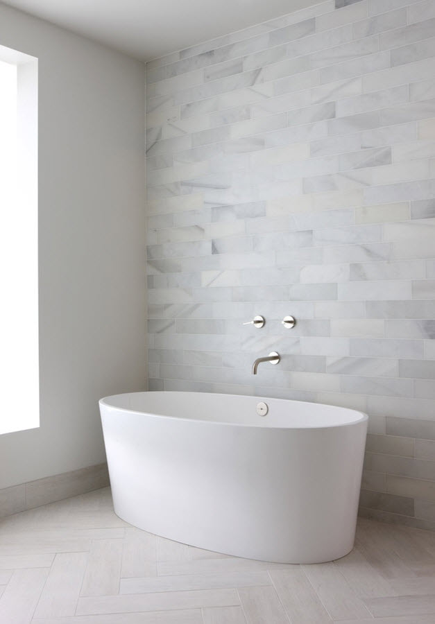 38 white bathroom wall tile ideas and pictures 2020