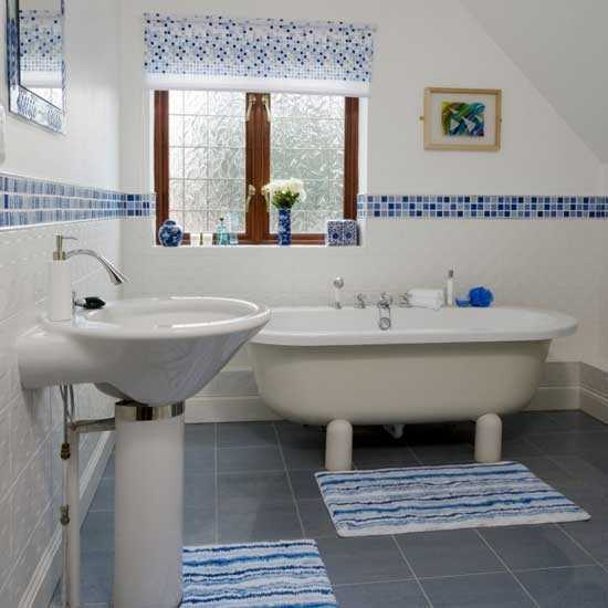 15 white ceramic bathroom wall tiles ideas and pictures for White bathroom tiles ideas