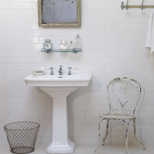 Lastest 29 White Gloss Bathroom Tiles Ideas And Pictures
