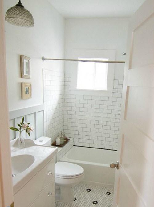 white_hexagon_bathroom_floor_tile_13