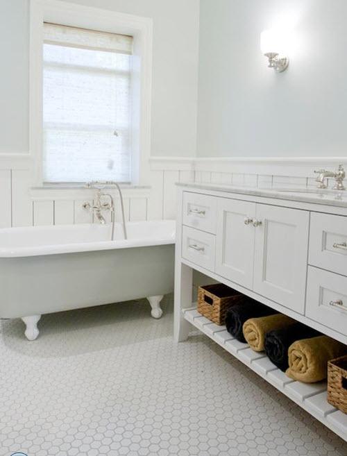 white_hexagon_bathroom_floor_tile_30