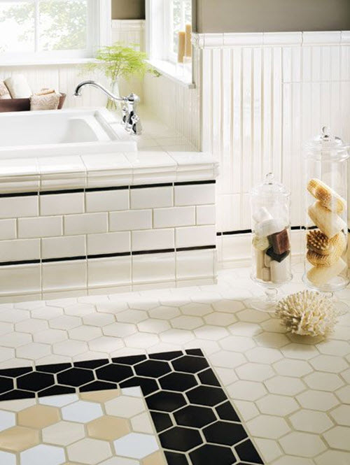 white_hexagon_bathroom_tile_22