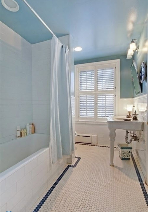 white_hexagon_bathroom_tile_29